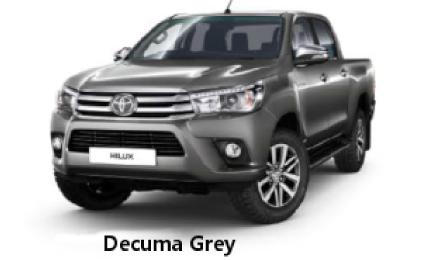 Decuma Grey