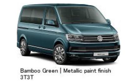 Bamboo Green
