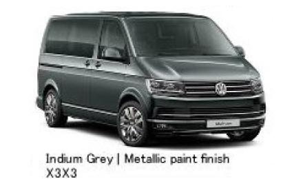 Indium Grey