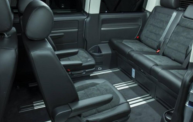 VW T6 MULTIVANの座席